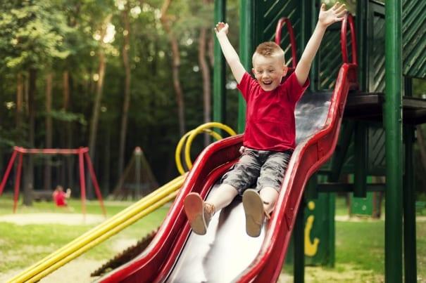 équipements des parcs de loisirs